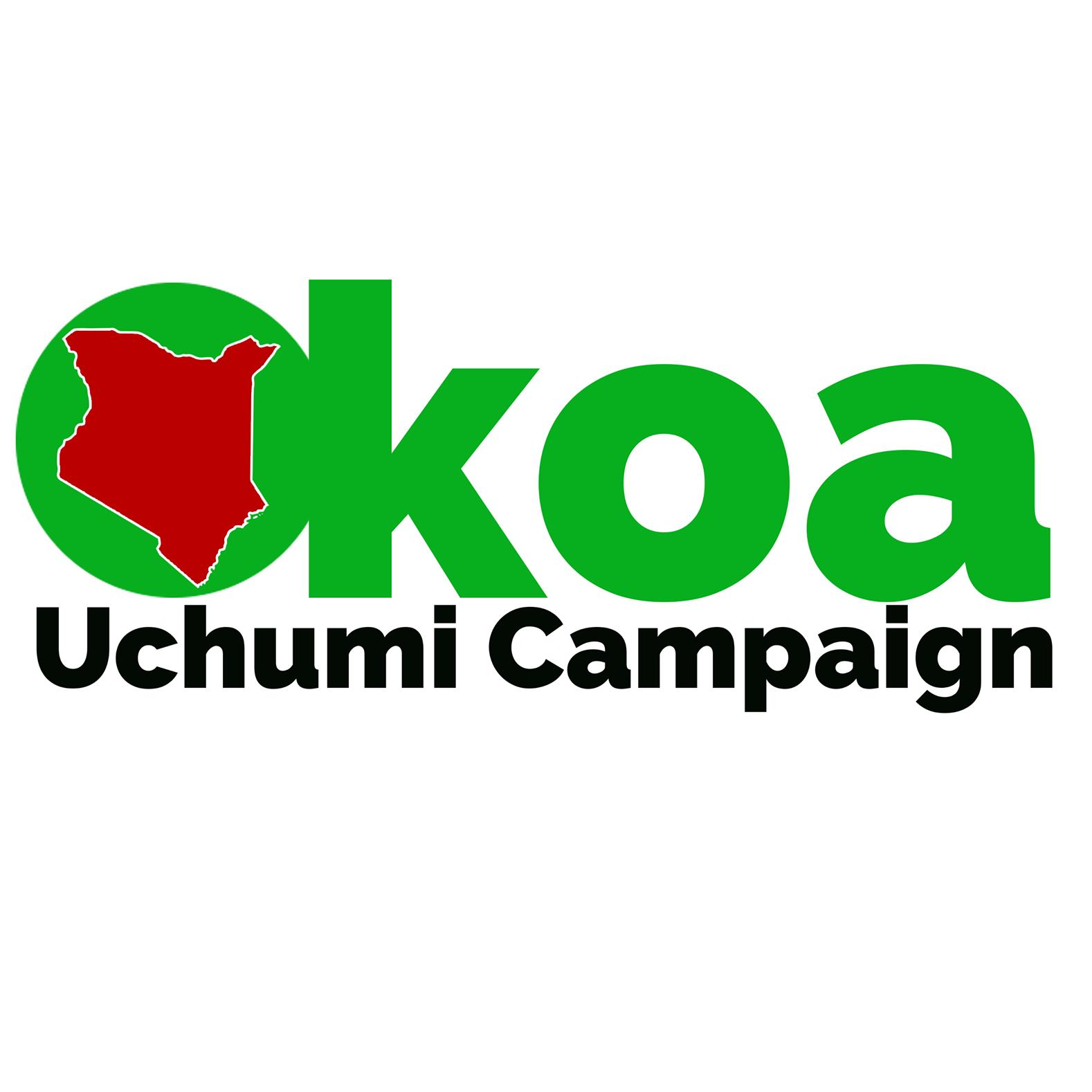 Okoa Uchumi condemns excessive public debt, calls for reform