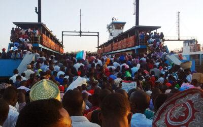 Okoa Mombasa calls on Kenya Ferry Services to end Safaricom monopoly for Likoni toll payments