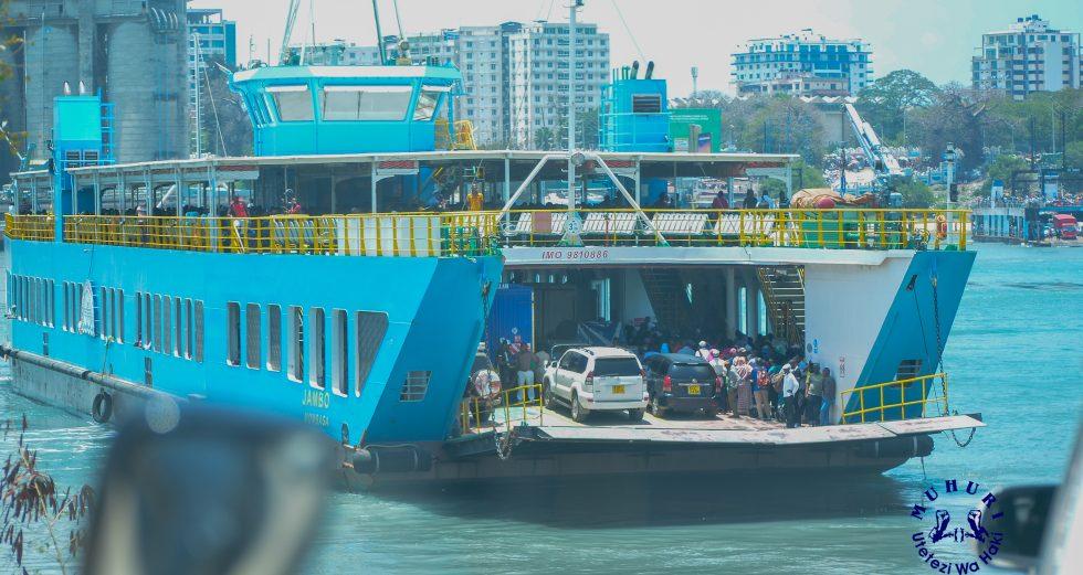 Okoa Mombasa member MUHURI sues to break Safaricom monopoly at Likoni ferry