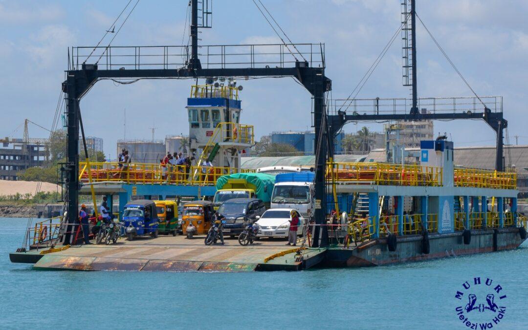 Okoa Mombasa calls on Safaricom to pull out of Likoni Ferry monopoly